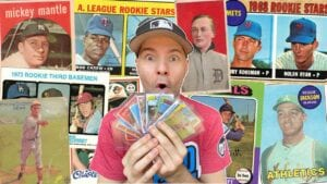different types of sports card breaks