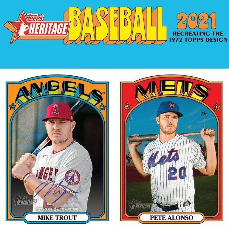 Sports card trends for 2021