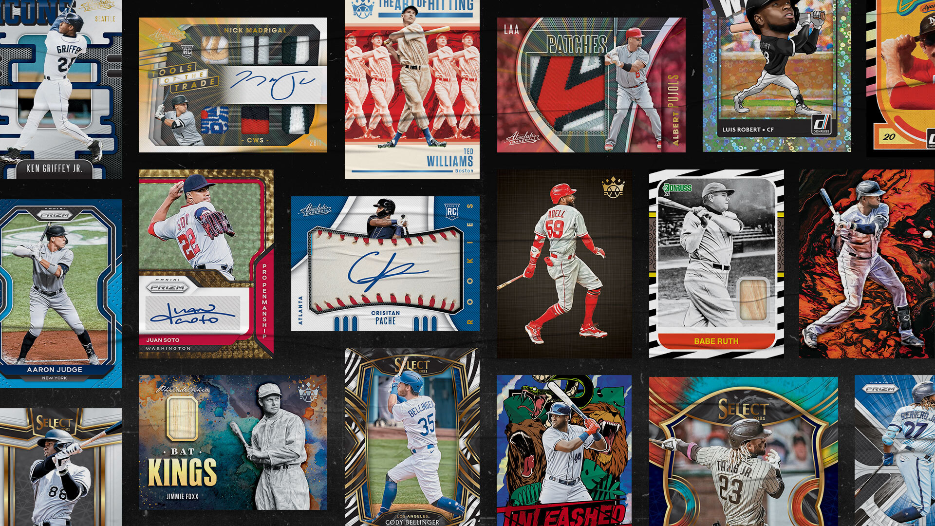 determine the value of your sports cards
