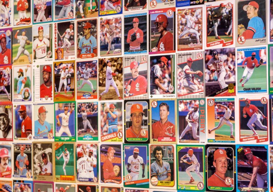 why the boom in sports cards collection industry